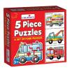 Creative Educational Aids - 5 Pieces Puzzles