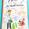 ►หมอพิชญ์ Biobeam◄ Art Beam Shortnote หมอพิชญ์ สรุปชีววิทยาทั้งหมดด้วยลายมือของหมอพิชญ์เอง อาจารย์หมอเขียนเอง วาดรูปเอง พิมพ์สีทุกหน้า กระดาษอาร์ทมันอย่างดีทั้งเล่ม มีเรื่องต่างๆดังนี้ 1.Microscope + Cell + Metabolism 2.Genetics 3.Phylum 4.Animal 5.Plant