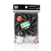 "FAN for Case 8cm. (Black) ""CoolerMaster"""