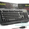 "USB Keyboard ""NUBWO"" (NK-004) Black (ปรับไฟได้ 3 สี)"