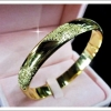 กำไลทอง gold plated 1microns
