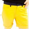 กางเกงผู้ชาย | กางเกงแฟชั่นผู้ชาย กางเกงขาสามส่วน แฟชั่นเกาหลี