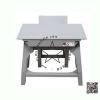 ีWHS-02-1 โต๊ะเก้าอี้สี่เหลี่ยมผืนผ้า ระดับอนุบาล ( 1 ชุดประกอบด้วย โต๊ะ 1 ตัว เก้าอี้ 1 ตัว)