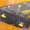 "USB Multi Keyboard ""NUBWO"" (NK-010) Black ( ปรับไฟได้ 7 สี )"