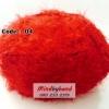 ไหมพรมปะการัง รหัสสี 04 สีแดง