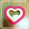 พิมพ์กดขนมปัง ทำแซนวิชปิดขอบ รูปหัวใจ