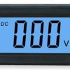 เกจวัดโวลท์ digital DC voltmeter 7-30V