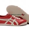 รองเท้าโอนิซึกะไทเกอร์ Onitsuka Tiger Maxico66 RED/Cream/Black
