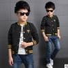 pr1314 เสื้อแจ็คเก็ต เด็กโต size 140-160 3 ตัวต่อแพ็ค