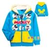 เสื้อกันหนาวเด็ก ลายมิกกี้เม้า mickey มีไซส์ 100 110120 130 140 150