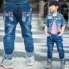 pr917 กางเกงยีนส์ เด็กโต size 140-160 3 ตัวต่อแพ็ค