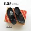 **พร้อมส่ง** รองเท้า FitFlop FLORA Sparkle : Black : Size US 7 / EU 38