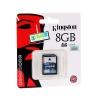 """SD Card 8GB """"Kingston"""" (SD4)"""