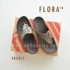 **พร้อมส่ง** รองเท้า FitFlop FLORA Sparkle : Bronze : Size US 7 / EU 38
