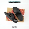 * NEW * FitFlop : Swoop Slide : Black : Size US 8 / EU 39