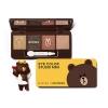 *พร้อมส่ง*Misha (Line Friends Edition) Eye Color Studio Mini - [No. 02 Brown Brownie]