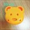พิมพ์กดขนมปัง ทำแซนวิชปิดขอบ รูปหมี