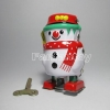 Snowman สังกะสีไขลาน