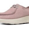 Preorder Fitflop LOAFF™ LACE-UP MOC NUBUCK SHOES
