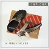 FitFlop Cha Cha : Nimbus Silver : Size US 5 / EU 36