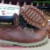 รองเท้า Caterpillar หนังแท้ หัวเหล็ก size 40-44