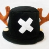 หมวกช๊อปเปอร์ One Piece สีดำ