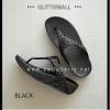 * NEW * FitFlop : GLITTERBALL : Black : Size US 6 / EU 37