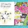 ►ครูพี่แนน Enconcept◄ ENG A938 เซ็ทหนังสือเรียนพิเศษ Ultimate Grammar Book & Exercise + สมุดโน้ตในคอร์ส สรุปแกรมม่าภาษาอังกฤษทุกเรื่องในเล่มเดียว มี Trick เทคนิค วิธีการทำข้อสอบมากมายจากครูพี่แนน จดครบเกือบทั้งเล่ม จดละเอียดมาก มีกฎเหล็ก ,หลักการใช้แกรมม่