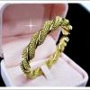 กำไลทอง gold plated 1microns หลายลาย