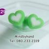 แท่ง Polymer Clay รูปหัวใจ ลาย 229