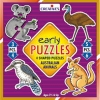 Creative Educational Aids Early Puzzles - Australian Animals