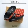 * NEW * FitFlop : HALO : Black : Size US 8 / EU 39