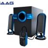 (2.1) SAAG (Pentas Ultimate) Black/Blue