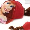 หมวกสุดน่ารัก ลาย ARIEL ไซส์ 54CM ยืดได้ 1-2CM