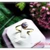 แหวนเพชร gold plated 5microns/white gold plated ราคาพิเศษสำหรับซื้อ 1โหลขึ้นไป