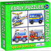 Creative Educational Aids Early Puzzles - Special Vehicles