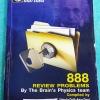 ►เดอะเบรน◄ PHY 6317 หนังสือเรียนพิเศษ The Brain วิชาฟิสิกส์ 888 Review Problems พร้อมเฉลยและวิธีทำอย่างละเอียดครบทุกข้อ เหมาะสำหรับนักเรียนชั้น ม.ปลาย และผู้เตรียมตัวสอบเข้ามหาวิทยาลัย ในหนังสือมีเขียนด้วยดินสอเกือบทุกหน้า หนังสือรูปเล่มหนา มีโจทย์วิชาฟิส