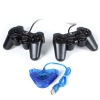 Joystick 3 in1 ( PS - PC ) Control Kits ( จอยสั่นคู่ )