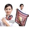 ผ้าพันคอจัตุรัส ผ้าพันคอ uniform รหัส S18 - size 60 x 60 cm