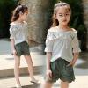 dr301 เสื้อ+กางเกง เด็กโต 140-160 3 ตัวต่อแพ็ค (เลือกไซส์ได้)