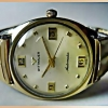 Vintage 1960's LONGINES-WITTNAUER Men's Automatic Watch Good