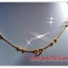 สร้อยคอทอง gold plated 0.5microns