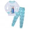 ชุดนอน Baby Gap ลายเจ้าหญิงหิมะ Frozen กางเกงสีฟ้า มีไซส์ 2Y 3Y