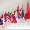 PF-007 ชุด ธงอาเซียนติดผนังชุดปักแซกเบอร์4