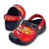 รองเท้า crocs 3D MCQUEEN DRAG RACING (Black/Red)