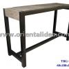 โต๊ะบาร์ไม้ TBG-193