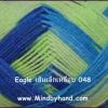 ไหมพรม Eagle สีเหลือบ รหัสสี 048