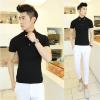 เสื้อผ้าผู้ชาย | เสื้อโปโลผู้ชาย Polo Shirt เสื้อPOLO แฟชั่นเกาหลี