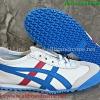 รองเท้าโอนิซึกะไทเกอร์ Onitsuka Tiger Maxico66 White/Blue/red