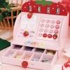 ชุดแคชเชียร์สตรอเบรอ์รี่สีแดง (Mother Garden Red Strawberry Cashier)